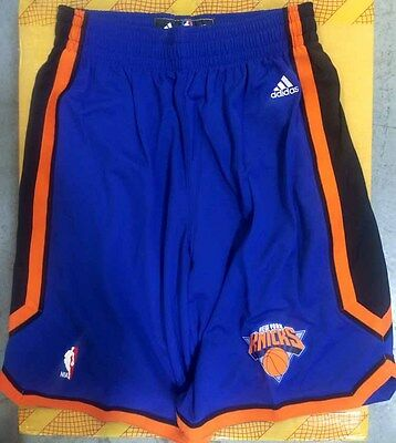 NBA New York Knicks Swingman Basketball Shorts