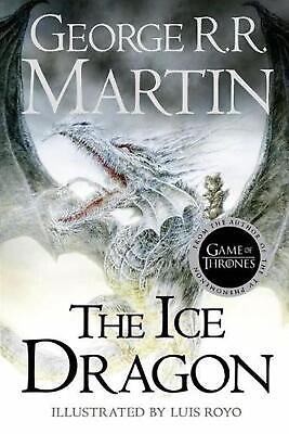 The Ice Dragon by George R.R. Martin Free Shipping!