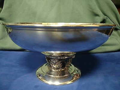 Excellent Condition Large Gorham .925 Solid Sterling Silver Bowl