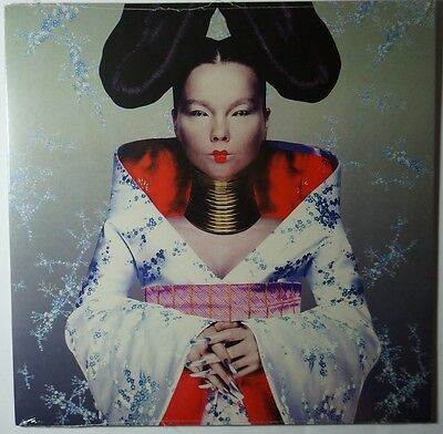 Björk - Homogenic LP NEU/OVP/SEALED vinyl