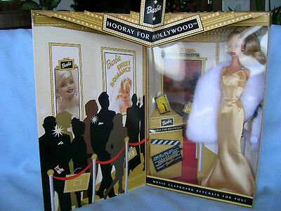 Avon Mattel Hooray for Hollywood Barbie Doll Special Edition