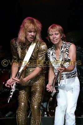 Styx Photo Shaw, Young 8x12 or 8x10 inch 1981 Live Concert from 35mm Negative 20