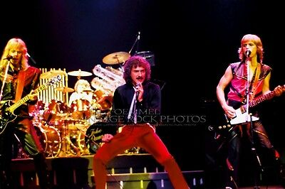 Styx Photo Shaw, Young 8x1 or 8x12 inch 1981 Live Concert from 35mm Negative L30