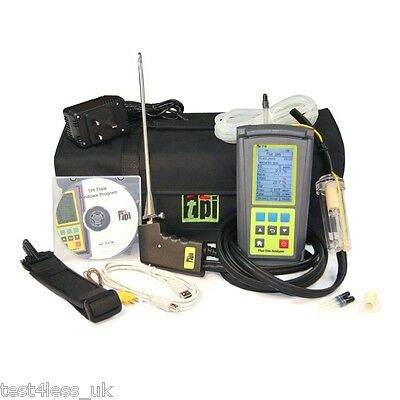 TPI 716 Flue Gas Combustion Analyser **NEW**