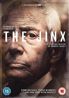 The Jinx - The Life and Deaths of Robert Durst [2015] (DVD)