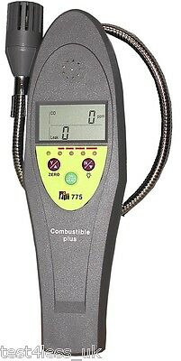 TPI 775 Combination CO & Combustible Gas Monitor **NEW**