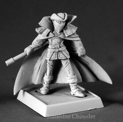 Gray Gardener 60076 - Pathfinder - Reaper Miniatures D&D Gaming Wargame Assassin