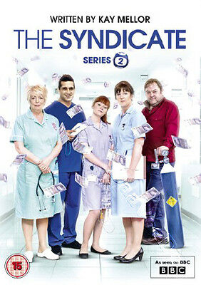 The Syndicate - Series 2 NEW PAL Cult 2-DVD Set A. Steadman M. Addy S. Finneran