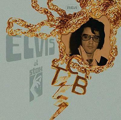 Elvis At Stax - Elvis Presley Compact Disc Free Shipping!