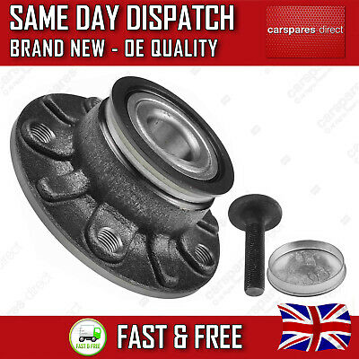 SEAT ALTEA, XL 1.2 1.4 1.6 1.9 2.0 REAR WHEEL BEARING ABS HUB 30mm TYPE 2004>ON