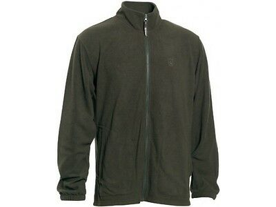 Deerhunter Eager Fleece Jacket - Green  (Hunting/ Fishing)