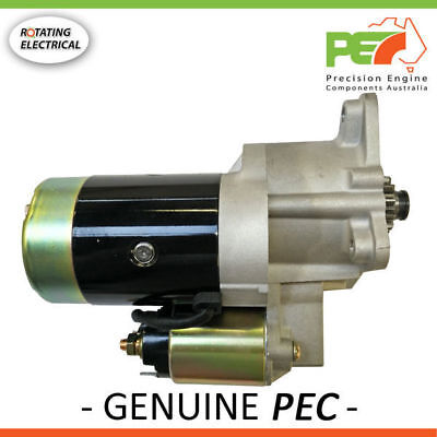New * PEC * Starter Motor For Mazda Bravo B2600 2.6L G6