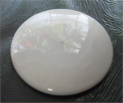 "10 Blank CERAMIC WHITE ROUND COASTER/ CAP COVER DIAMETER 3.5""  for sublimation"