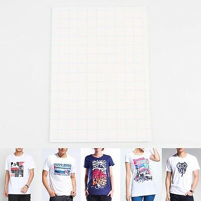 Many Styles  A4 Ink-jet Printer Light Color Thermal Transfer Paper For T-Shirt