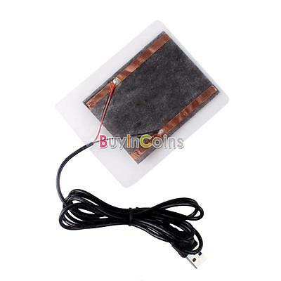 Protable USB Heating Heater Winter Warm Plate for Shoes Golves Mouse Pad YU