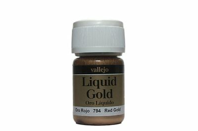 VALLEJO Model Color 35ml  215 - 70.794 Or Rouge - Red Gold