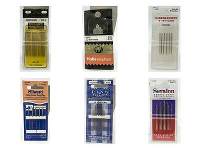 Needles - Various Varieties and Sizes to Choose from - 10% off for 2 or more
