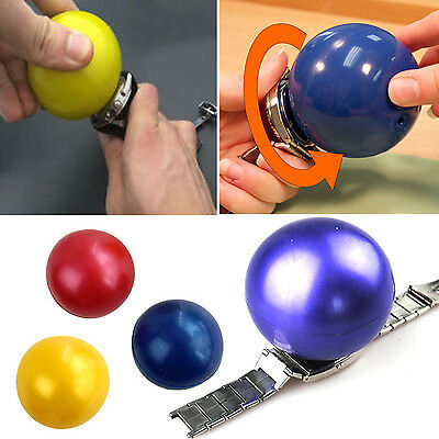 Best Watch Back Case Opener Sticky Friction Roll Ball Screw Repair Remover Tool