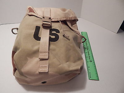 Desert / DCU Molle II Sustainment Pouch, New Item, Never Issued