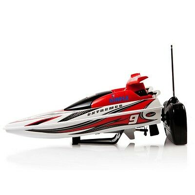 Dimple Super Sonic Extreme Edition Motor Boat  Red DC11882