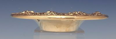 """Repousse by Kirk Sterling Silver Candy Dish 6"""" Diameter #13F (#0538)"""