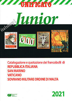 Unificato Un Catalogo Junior 2020 Nuovo     !!!! Al Momento Non Disponibile !!!