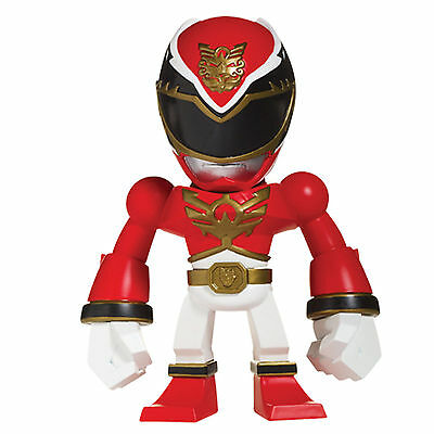 "Power Rangers Megaforce Tokyo Pop Art Vinyl 5"" Hyperstylized Figure Touma Design"