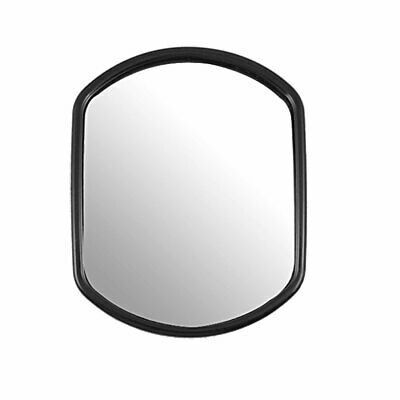 Convex Wide Angle Car Viewing Black Rearview Blind Spot Mirror