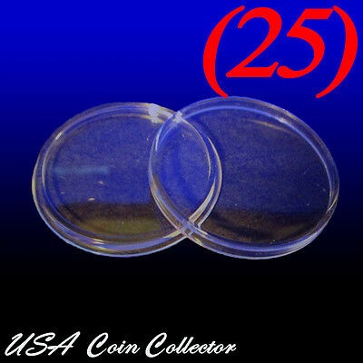 Air-Tite Holders T30 Coin Capsules for US Half Dollar 1837-present 100