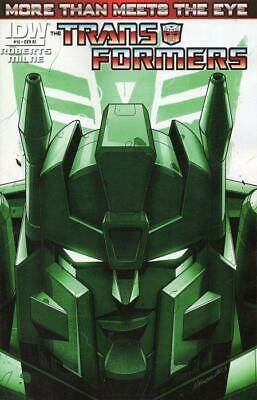 Transformers More Than Meets The Eye #15 1:10 Variant Cover by Marcelo Matere