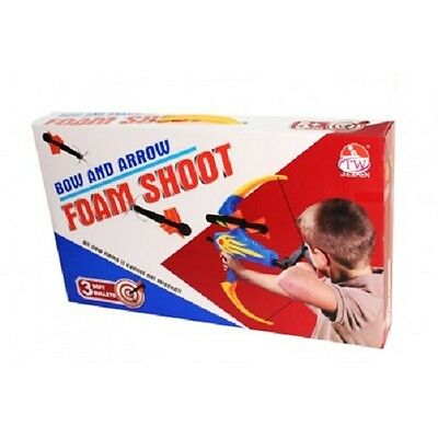 Bow And Arrow - Foam Shoot