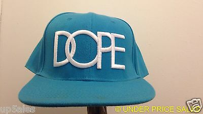 DOPE snap back cap hat Brisbane One size fits all Quick post
