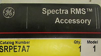 NEW General Electric TR16B600 600 Amp Rating Plug Spectra RMS Accessory