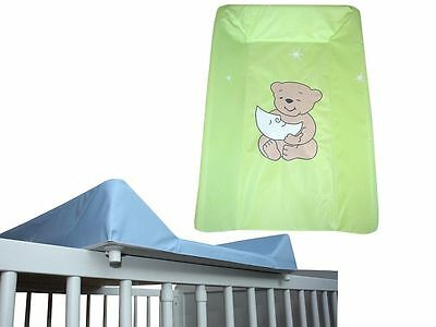 Changing table / Wrap board / Changing mat green Phtalanfrei new