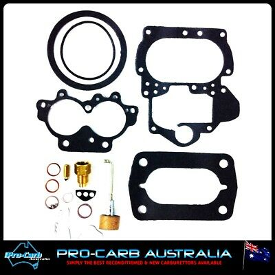 Stromberg Ww Carburettor Repair Kit Suits Holden Torana V8 2Bbl Carby Carb