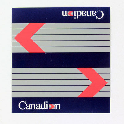NEW - Canadian Airlines - Baggage Tags - Top Quality