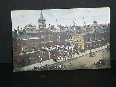Military - Horse Guards - London - 1910