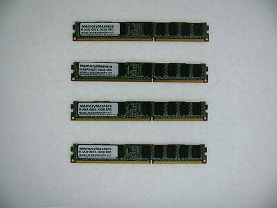M-ASR1002X-16GB 4x4GB 16GB Memory Kit 3rd Party Upgrade Cisco ASR 1002-X TESTED