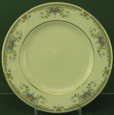 Royal Doulton English China, Juliet (H5077) Pattern, Bread & Butter Plate