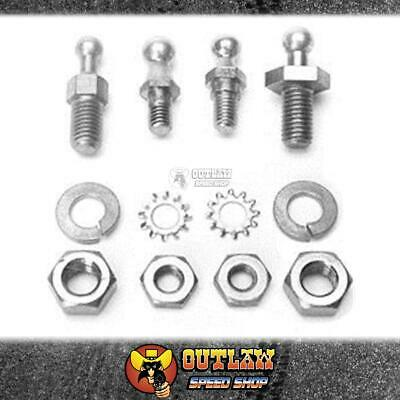 Quickfuel Throttle Ball Assortment For Throttle Cable Hook Up - Q28-100