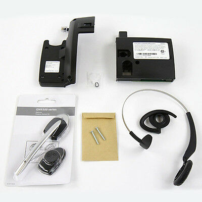 Mitel Cordless Wireless Dect Headset & Module Bundle Part# 50005712 NEW