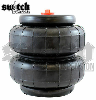 Air Spring 2500 lb Air Suspension 1/2 npt 250 psi Universal Air Bag