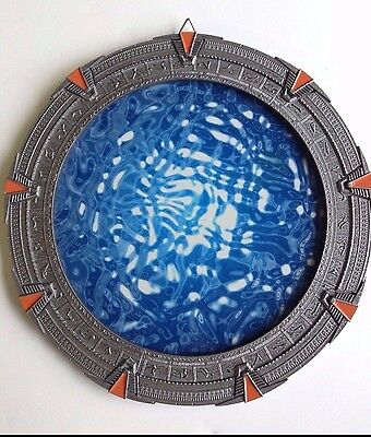 Stargate w/ Event Horizon - SG1 12 inches (30 cm).