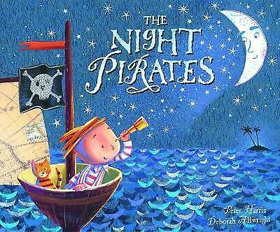 The Night Pirates, Peter Harris, New