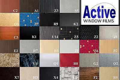 Self Adhesive Sticker Film, Vinyl Window Wall Door Furniture Covering,