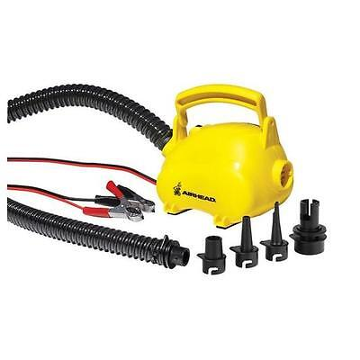 Kwik Tek Air Pig Pump 12 V - High Volume/High Pressure Capabilities