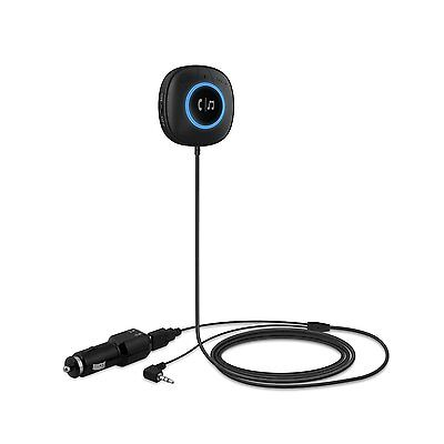 Bluetooth Car Kit,TaoTronics Bluetooth Car Adapter Portable Receiver-from Canada