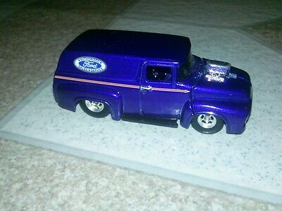 1999 hot wheels 56 ford (ford authorized sales service)