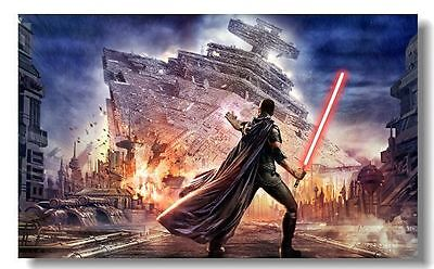 """Star Wars The Old Republic Game Wall Poster 40/""""x24/"""" SW07"""