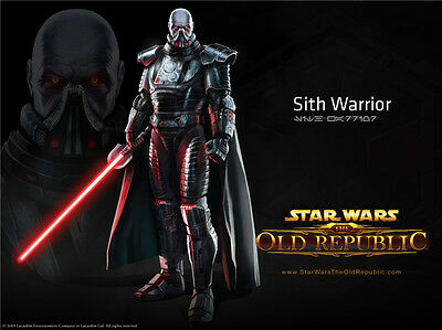 """Star Wars The Old Republic Game Wall Poster 40/""""x24/"""" SW021"""